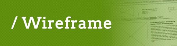 Categoria: Wireframe