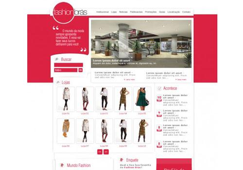 Mega Polo Moda (Daniele V. Silva) - O layout que mudou a minha carreira